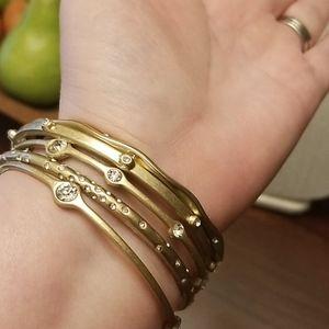 Lia Sophia Jewelry - Lia Sophia Bangle Set